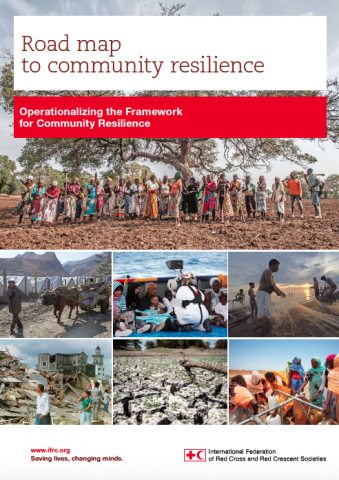 Road Map to Community Resilience IFRC