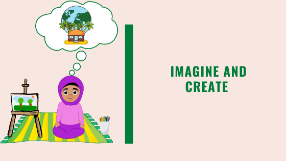 Imagine and Create