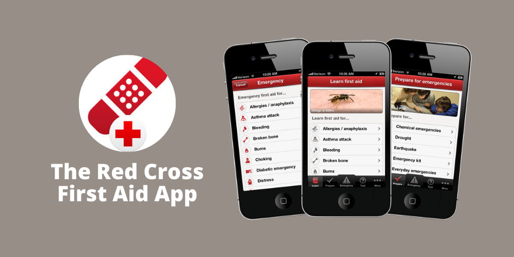 Red Cross First Aid App Sees Boost from COVID-19 Content