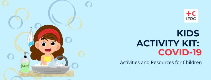 COVID19 Kids Activity Kit