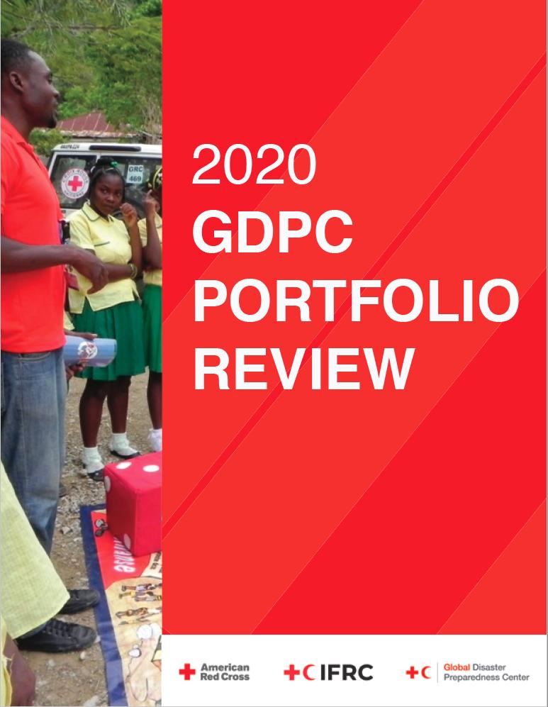 GDPC Portfolio review