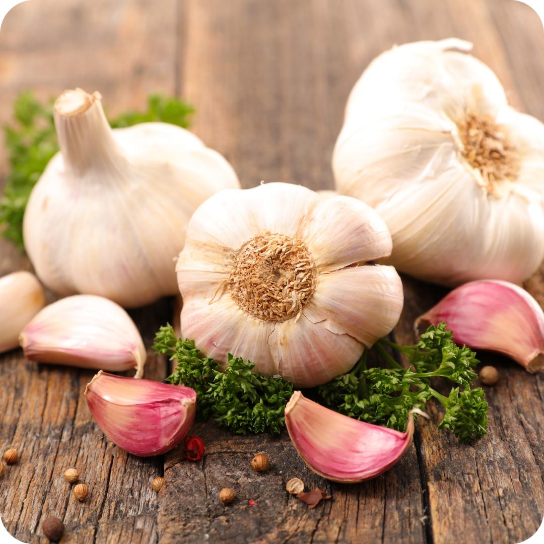 Garlic for COVID-19 Myth
