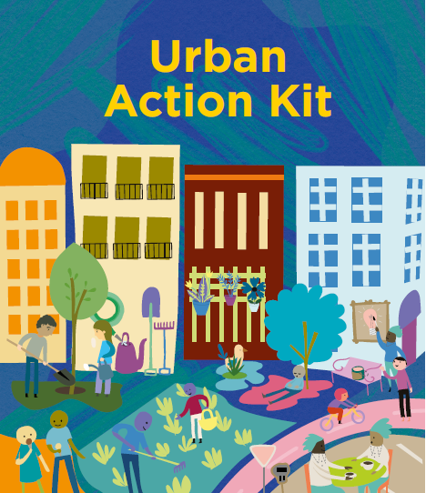 Urban Action Kit Cards