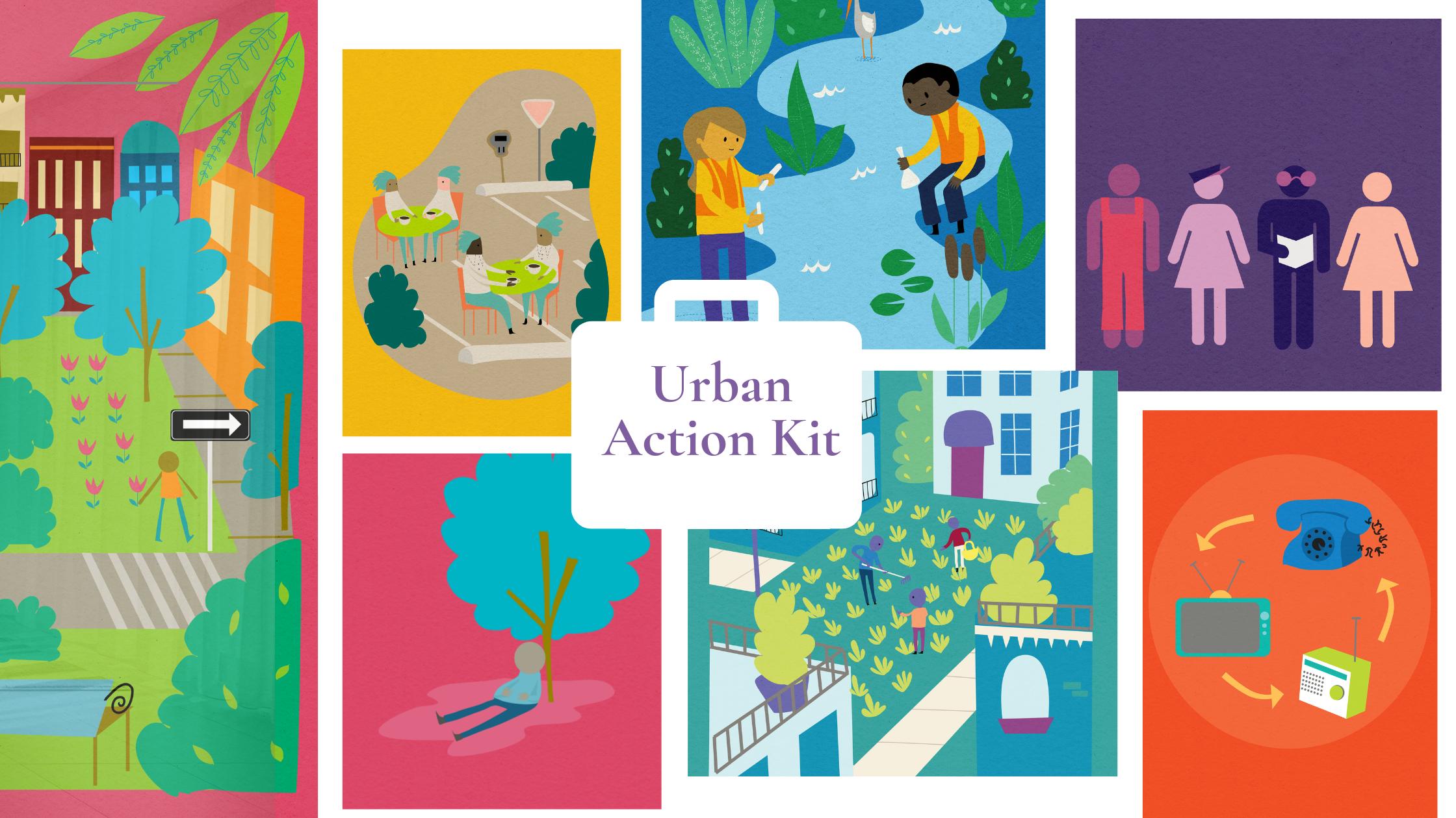Urban Action Kit