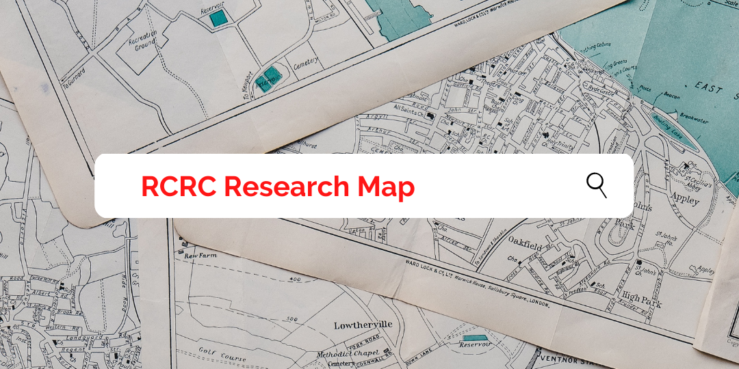 Research map interactive banner
